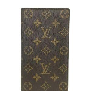 Louis Vuitton credit Card long wallet